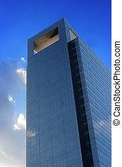 02, moderno, grattacielo