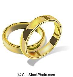 03, リング, 結婚式