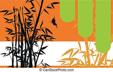 03, 竹, 背景