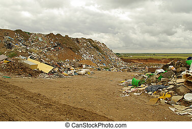 03, décharge ordures