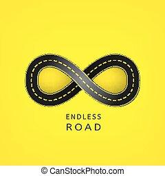 03, estrada, infinito