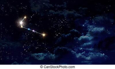 03 Gemini horoscopes of zodiac sign night
