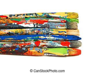 03 Paintbrushes