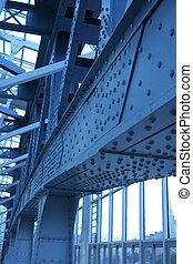 0309, 藍色, 橋梁