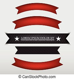 046 Collection of web tag banner for promotion sale discount vector illustration