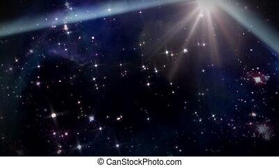 05 Leo Horoscopes space track in
