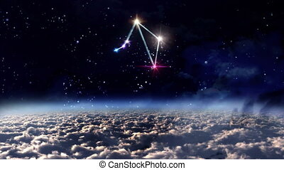 07 Libra horoscopes of zodiac sign space