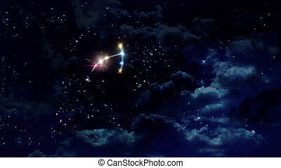 08 Scorpio horoscopes of zodiac sign night
