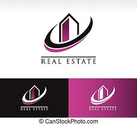 0899 Real Estate Icon Office