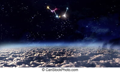 09 Sagittarius horoscopes of zodiac sign space
