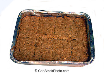 0at Flapjack - Oat Flapjack cakes