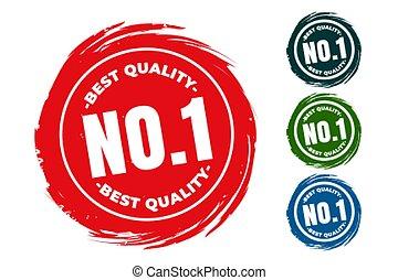 1(人・つ), セット, 品質, 最も良く, 数, ゴム製 スタンプ