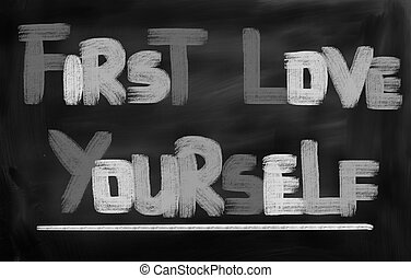 1 αγάπη , εσύ ο ίδιος , γενική ιδέα