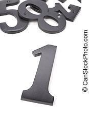 1 , αριθμόs
