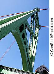 1 , γέφυρα , λεπτομέρεια