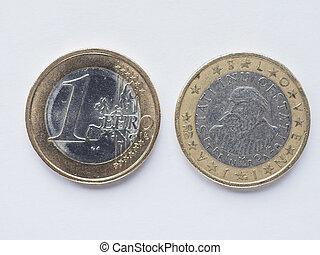 1 , επινοώ , slovenian , euro
