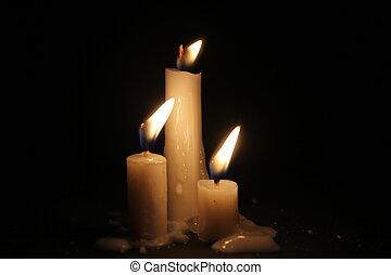1 , κερί αβαρής