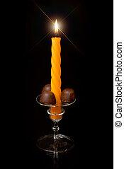 1 , κερί