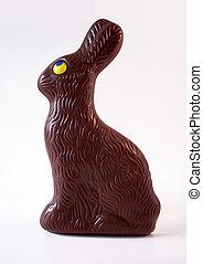 1 , λαγουδάκι , σοκολάτα