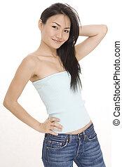1 , μοντέλο , κινέζα