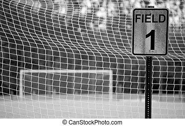 1 , πεδίο , ποδόσφαιρο