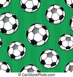 1, תימה, כדורגל, seamless, רקע