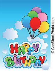 1, イメージ, birthday, 幸せ