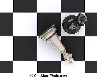 1, チェス