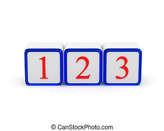 1 2 3 signs.