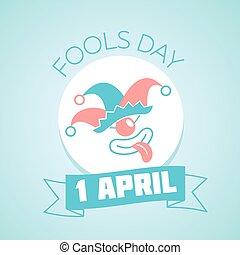 1, abril engaña día