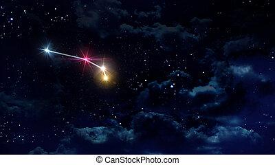 1 Aries Horoscope night