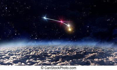 1 Aries Horoscope space