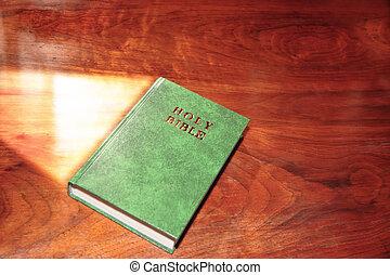 1, bíblia, santissimo