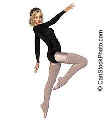 1, balet, praktyka, -