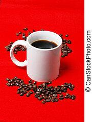 1, café