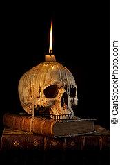 1, candela, cranio