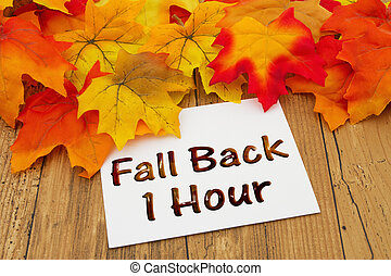 1, costas, hora, outono