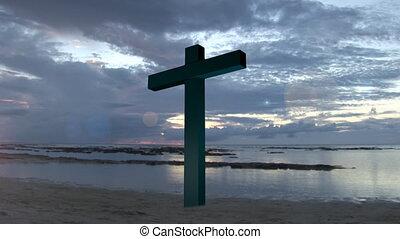 1, croix, saint