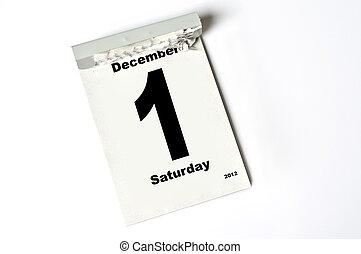 1. December 2012