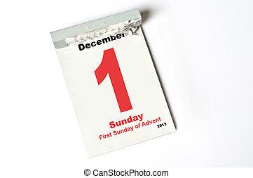 1. December 2013 1. Advent