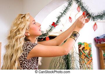 1, decorare