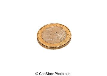 1 euro coin