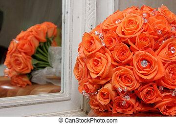 1, flor, reflexiones