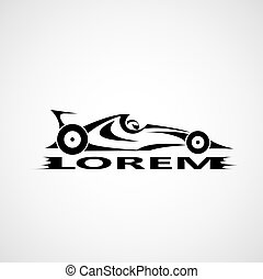 1, formula, vettore, automobile