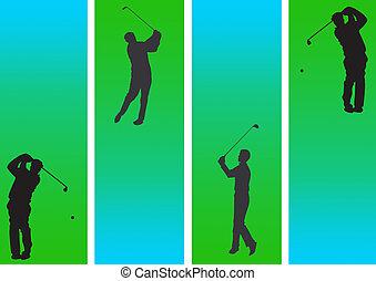 1, golf