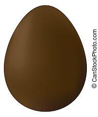 1, -, huevo, pascua