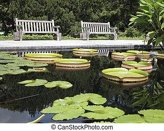 1, jardines botánicos