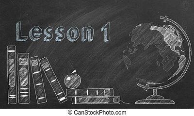 1, leçon