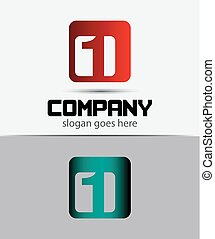 1, logo, premier