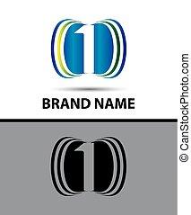 1, logo, zählen